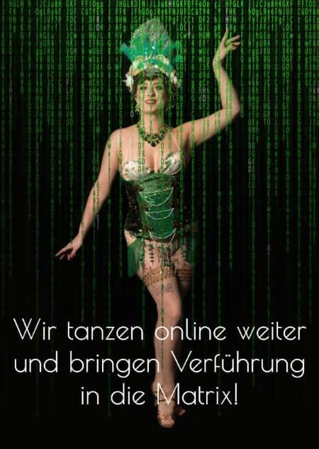 Wir tanzen online