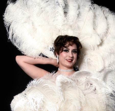 Elinesque Showlesque Burlesque Miss Elinor Divine