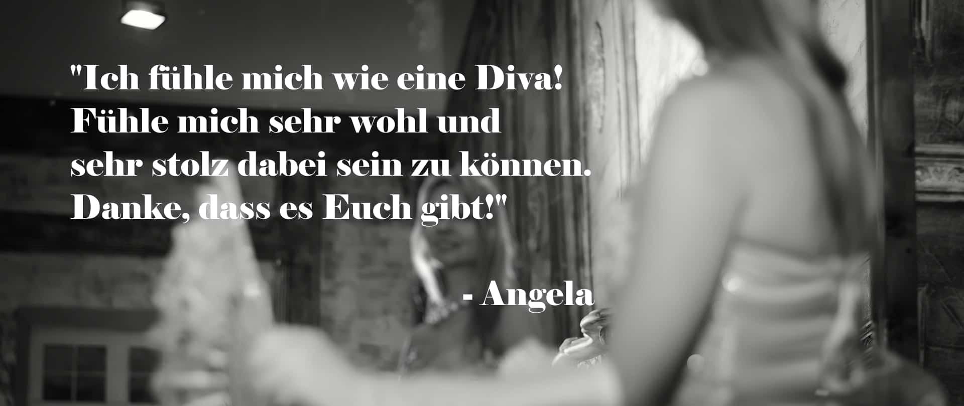 Elinesque Showlesque Burlesque Kundenmeinung Angela