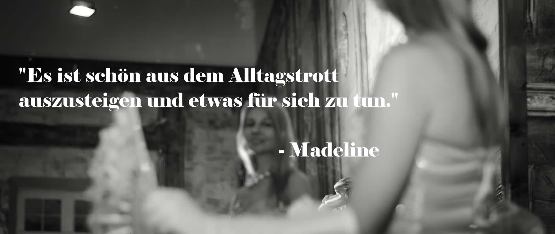 Elinesque Showlesque Burlesque Kundenmeinung Madeline